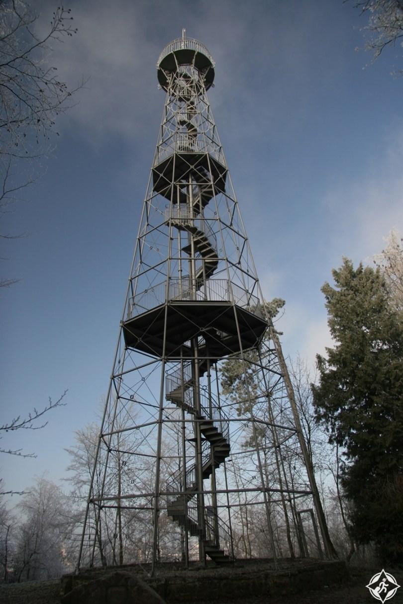 فيلينغن-شفنينغن - برج المراقبة