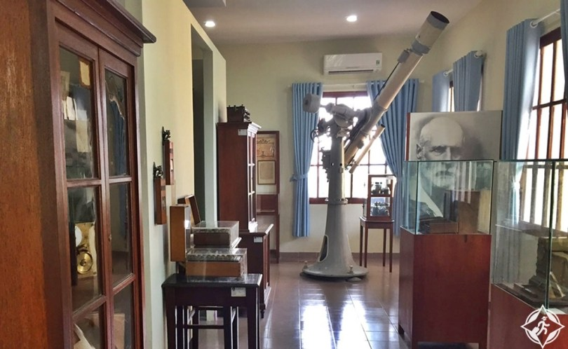 نها ترانج - متحف ألكسندر يرسن