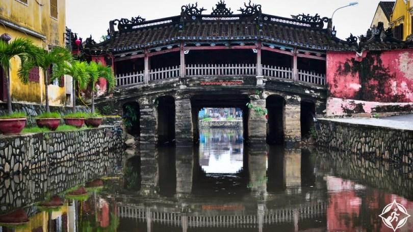 هوي أن - الجسر الياباني المغطى