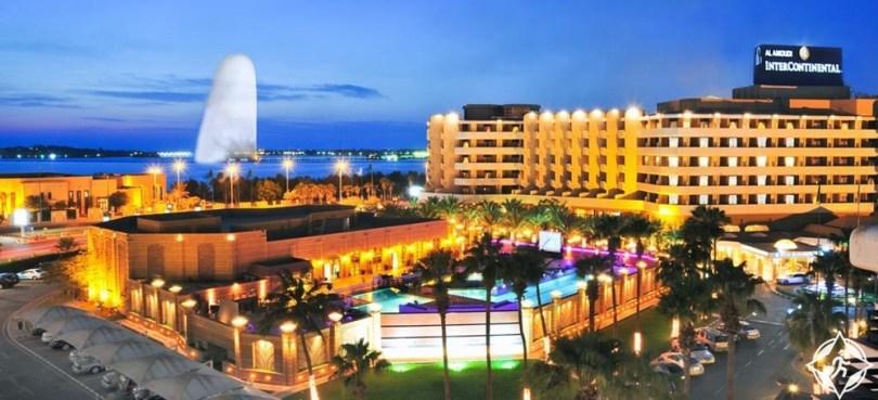 أفضل الفنادق في جدة - إنتركونتيننتال جدة