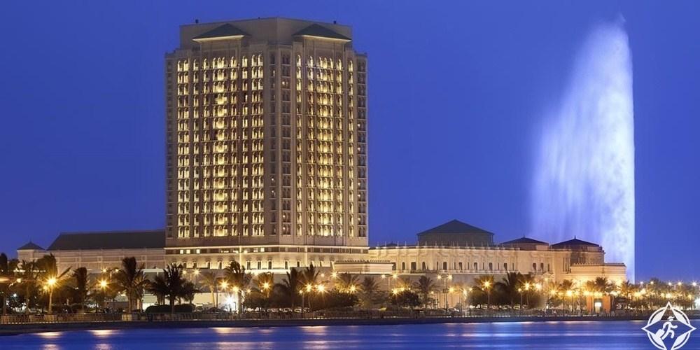 أفضل الفنادق في جدة - فندق ريتز كارلتون جدة