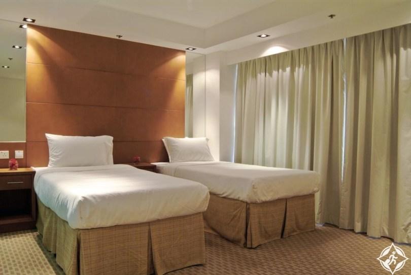 الفنادق الاقتصادية في هونغ كونغ - فندق جيه جيه