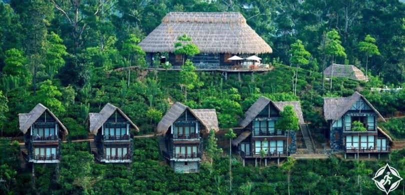 الفنادق في سريلانكا - منتجع وسبا 98 فدان