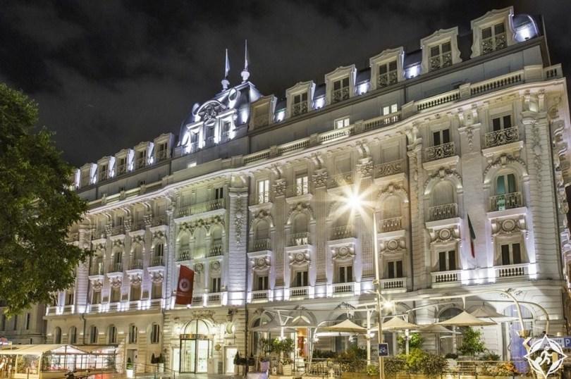 الفنادق في نيس - بوسكولو إكسيدرا نيس آند سبا