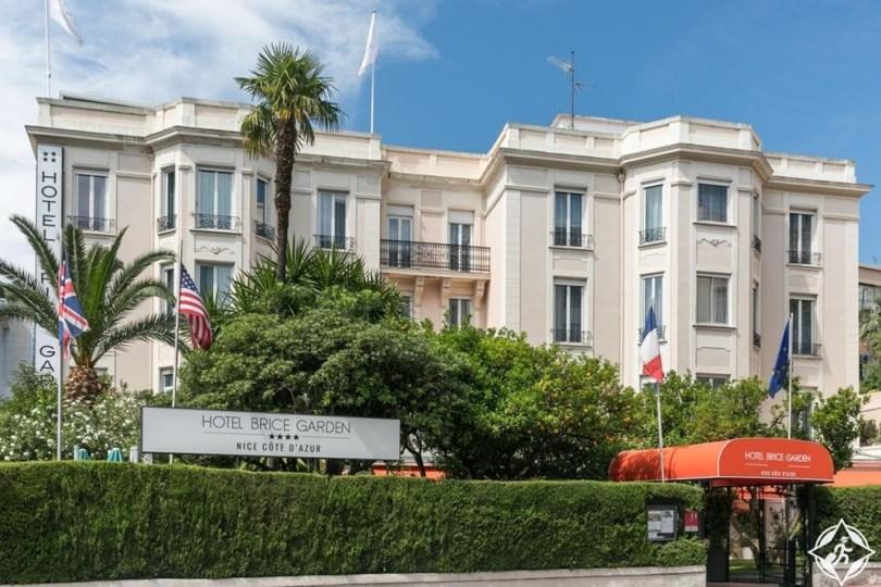 الفنادق في نيس - فندق بست ويسترن بلاس برايس غاردن