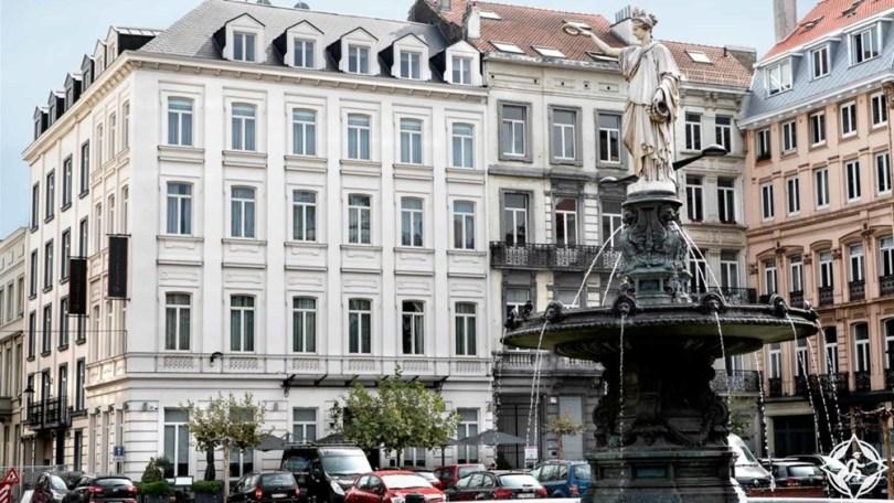 بروكسل - فندق بيلوز غراند بليس رووبي