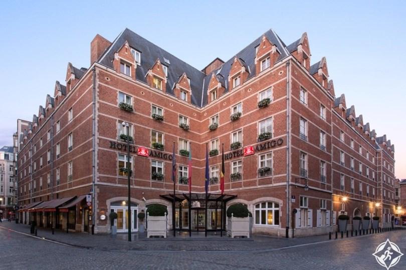 بروكسل - فندق روكو فورت أميغو
