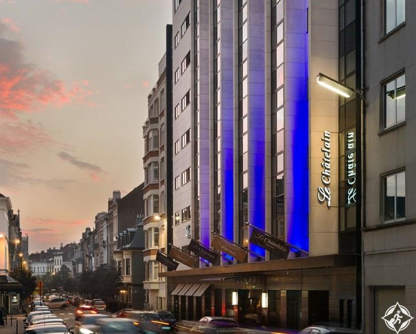 بروكسل - فندق لو شاتولان