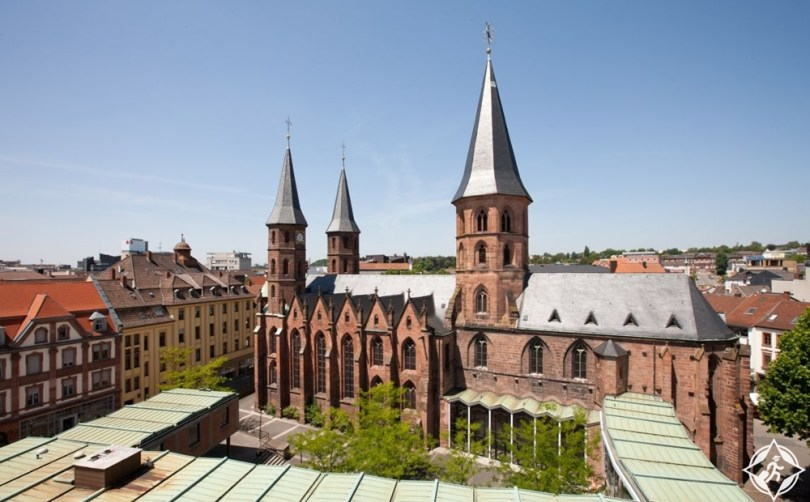كايسرسلاوترن - الكنيسة الجماعية