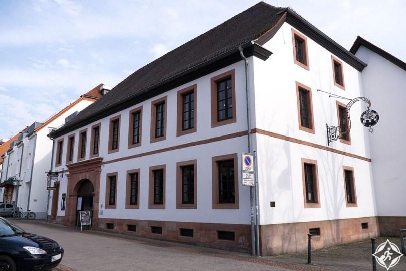 كايسرسلاوترن - متحف ثيودور زينك