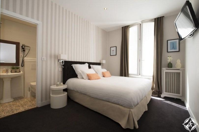 الفنادق الاقتصادية في باريس - فندق ديه باتينيول