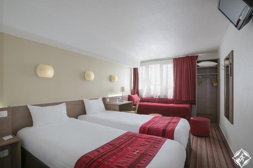 الفنادق الاقتصادية في باريس - فندق كيرياد باريس بيرسي فيلاج