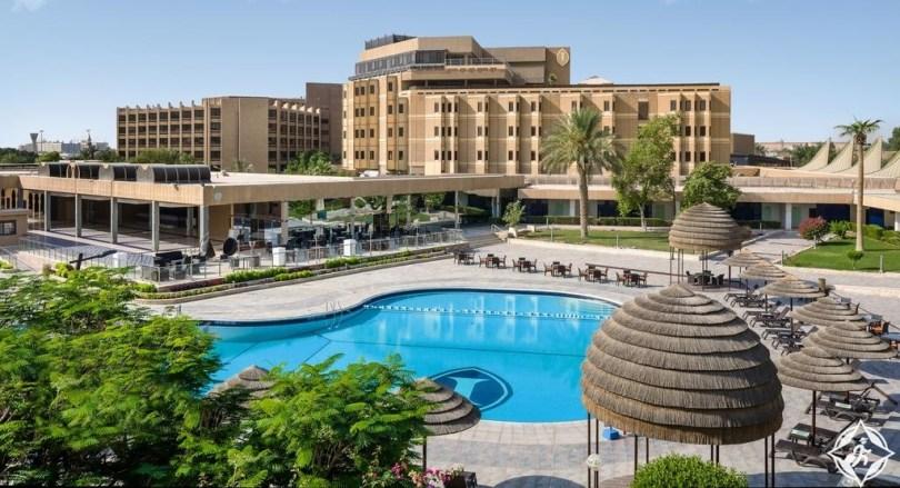 الفنادق الفاخرة في الرياض - انتركونتيننتال الرياض