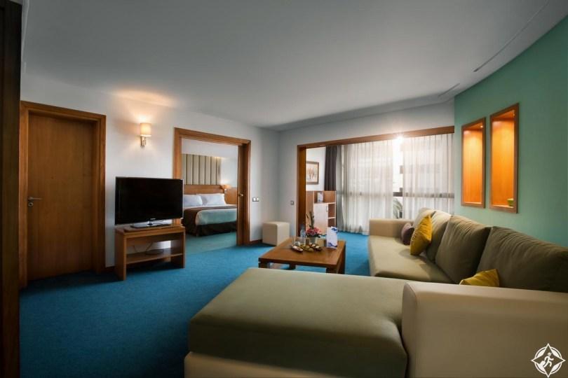 الفنادق في الدار البيضاء - فندق وسبا إيدو أنفا