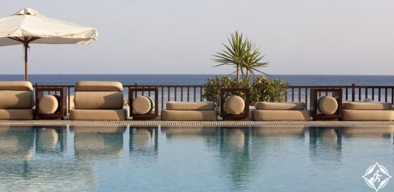 الفنادق في قبرص - فندق لوندا