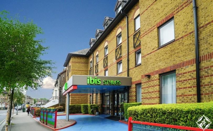الفنادق في لندن - إيبيس ستايلز لندن والثامستو