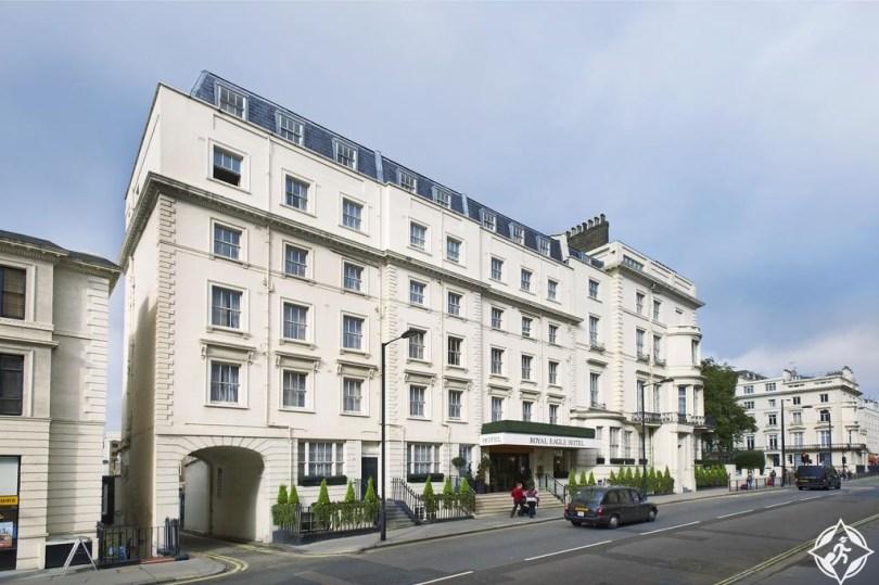 الفنادق في لندن - فندق رويال إيغل