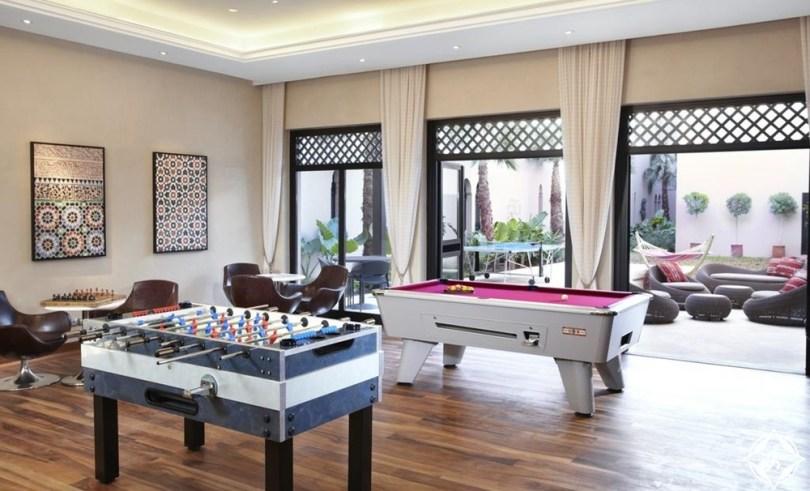 الفنادق في مراكش - منتجع فورسيزونز
