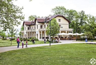 الفنادق العائلية في سراييفو - فندق الهرسك