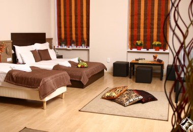 الفنادق الاقتصادية في بودابست - فندق سنترال 21