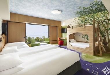 الفنادق في طوكيو - هيلتون طوكيو باي 2