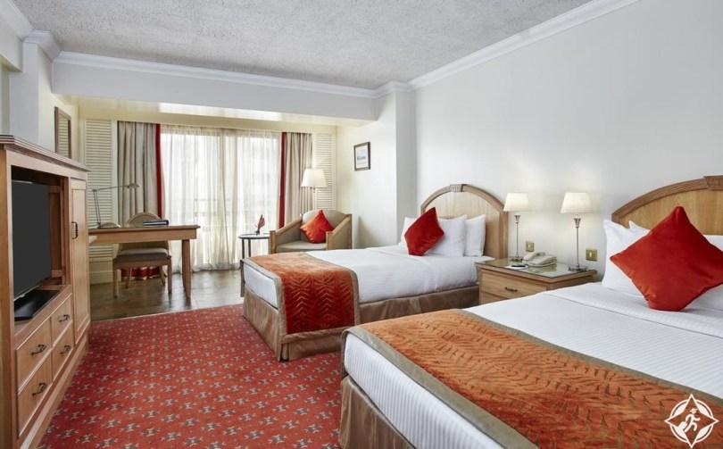 الفنادق الفاخرة في نيروبي - إنتركونتيننتال نيروبي