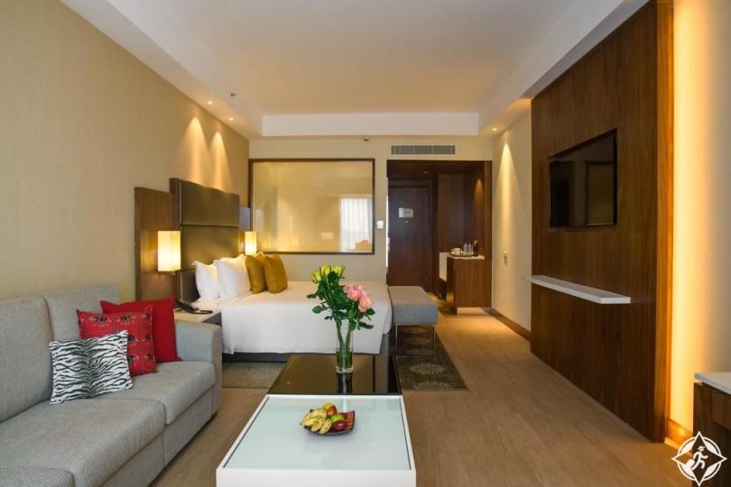 الفنادق الفاخرة في نيروبي - فندق كراون بلازا مطار نيروبي