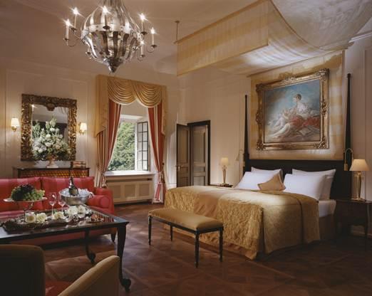 Ξενοδοχείο Schloss Fuschl (Salzburg, Αυστρία)