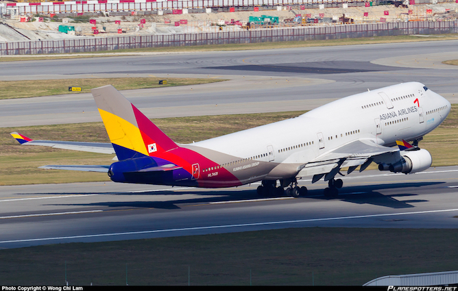 Hong Kong Airlines and Asiana Airlines entered into a Codeshare Partnership - Travelling News