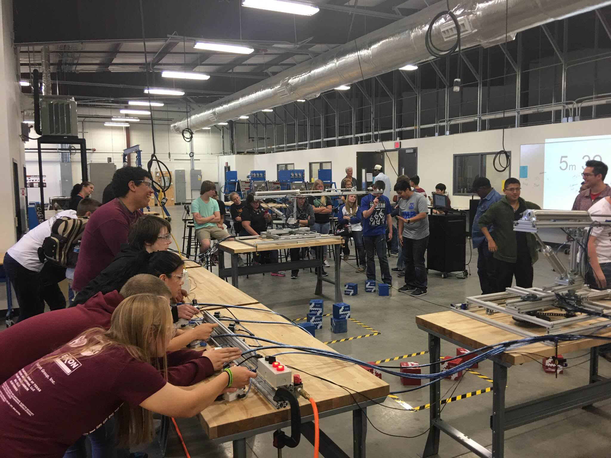 Texas State Technical College  News  TSTC Hosts Local
