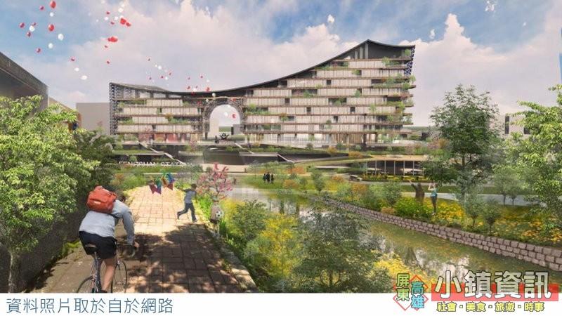 鳳山火車站將變美! 未來將有空橋還會引進電影院-小鎮資訊掌握高雄資訊