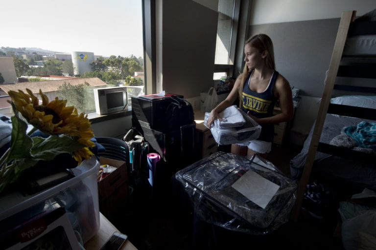 New day new digs  UCI News  UCI
