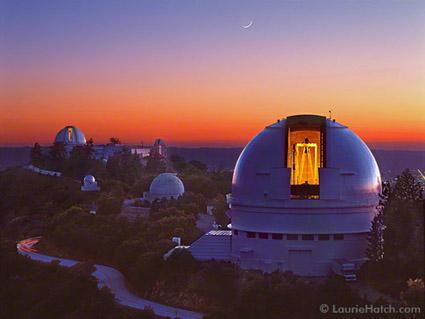 Google Gives Lick Observatory 1 Million