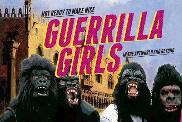 Guerrilla Girls Art Gallery
