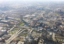 Chicago Circle Interchange Project
