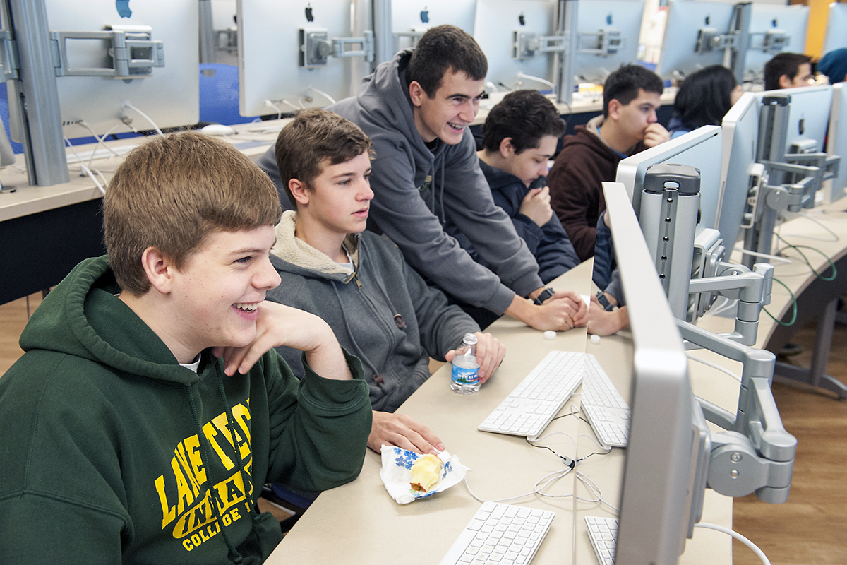 Preparing High Schoolers For Computer Science Careers