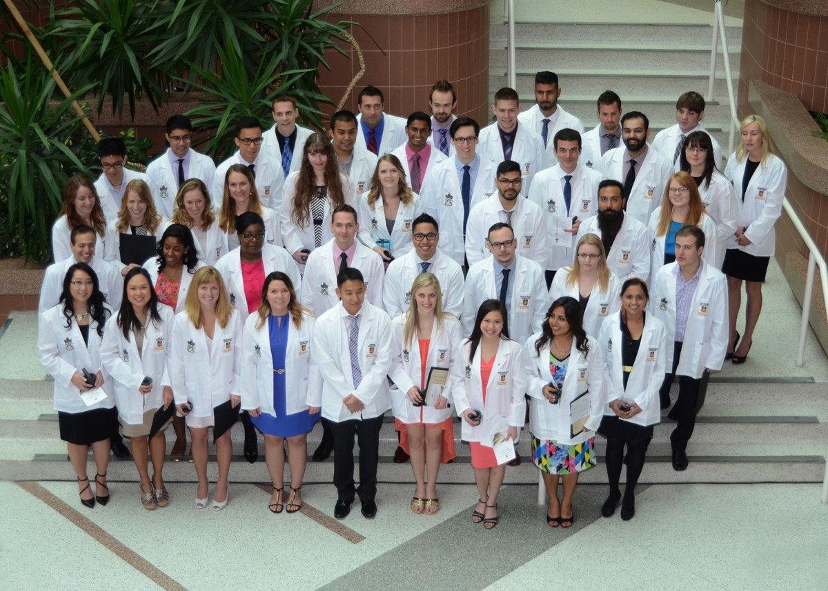 UM Today  Rady Faculty of Health Sciences  The College of Pharmacy proudly graduates 47 new
