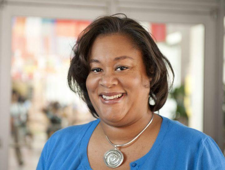 Professor Michelle Scott.