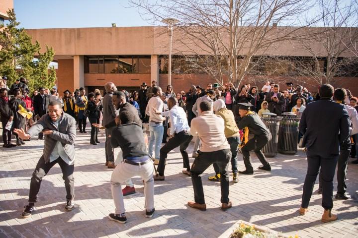 Celebrations continued after Undergraduate Commencement.