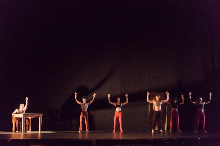 Baltimore Dance Project - Square Breath