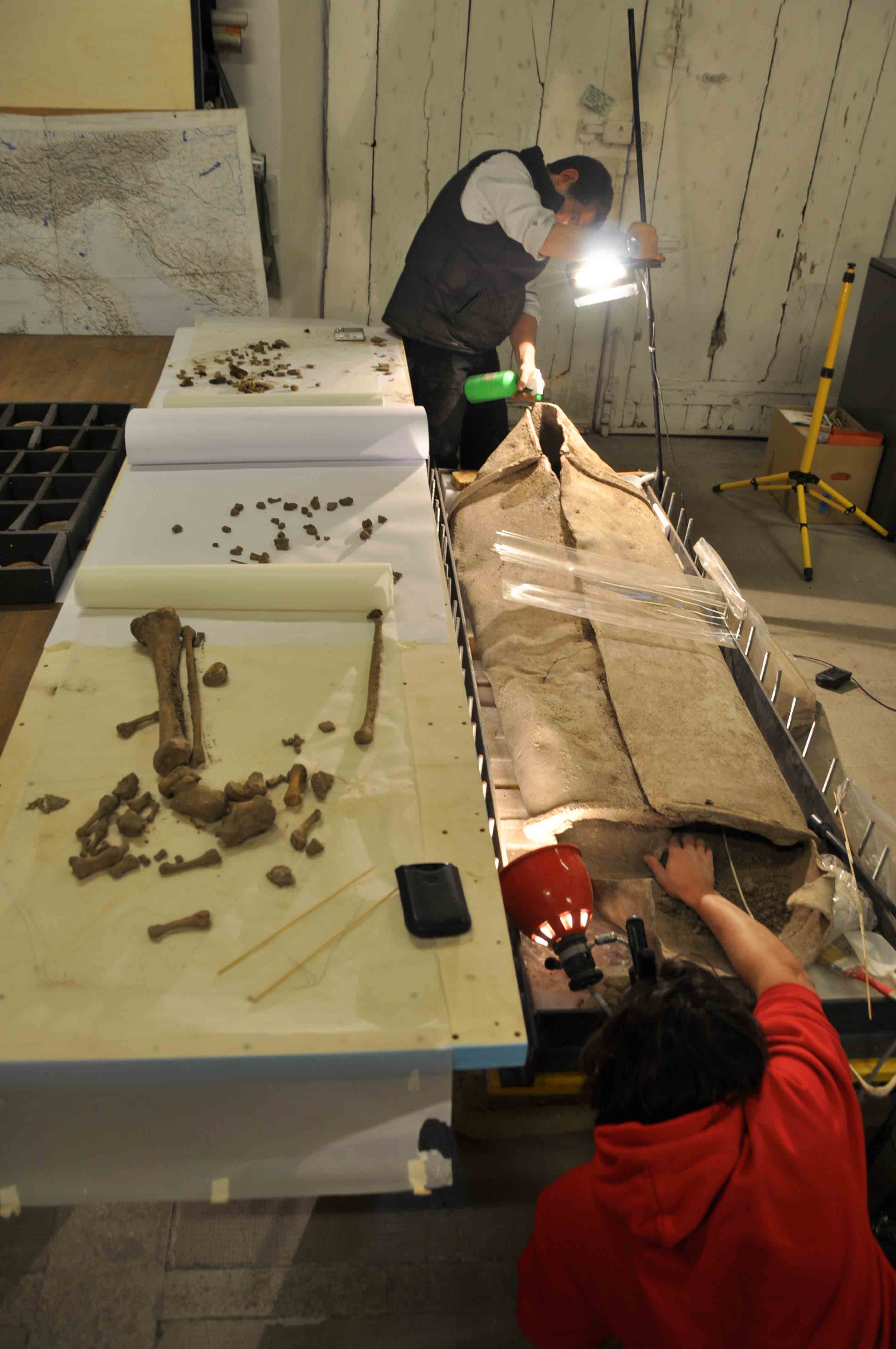 Readers Can Virtually Explore Italian Archeology Dig In New U M Publication