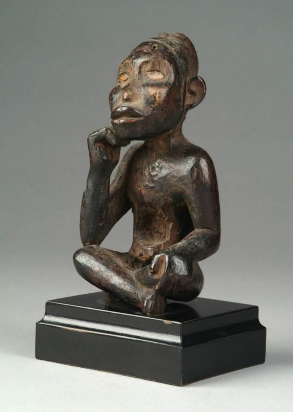 Nkisi Power Figure Congo