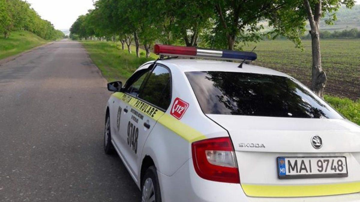 Drumurile patrulate la 25 aprilie de echipajele INP dotate cu RADAR