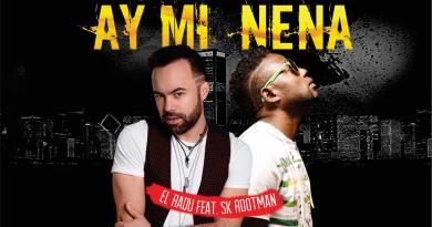 """Premieră muzicală pe ritmuri latino din partea lui El Radu. Ungheneanul a lansat la București piesa """"Ay Mi Nena"""""""