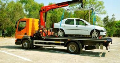 În atenția conducătorilor auto: Poliția va ridicarea mașinile staționate neregulamentar și le va evacua la o parcare pe traseul R1 Ungheni – Chișinău
