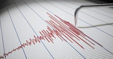 Cutremur cu magnitudinea ml 3.3 pe scara Richter înregistrat la 159 km de Ungheni