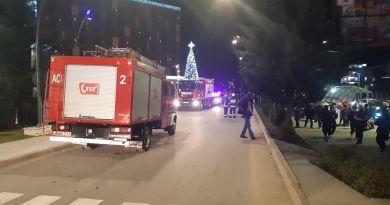 Alertă cu bombă la MallDova. Toată lumea a fost evacuată