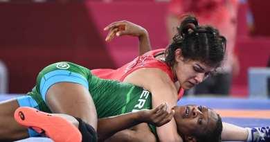 Victorie de senzație pentru Anastasia Nichita la debutul său la Jocurile Olimpice de la Tokyo