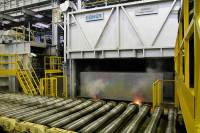 Alcoa SMZ launched the new EBNER furnace for aluminum ...