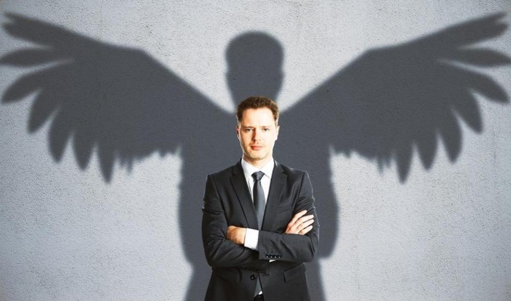 angel investor concept